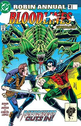Robin (1993-2009): Annual No.2