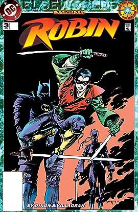 Robin (1993-2009): Annual #3