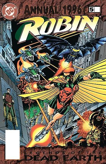 Robin (1993-2009): Annual #5