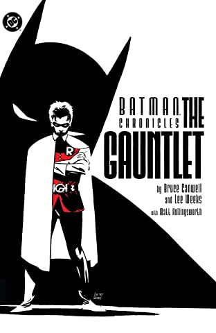 The Batman Chronicles: The Gauntlet (1997) #1