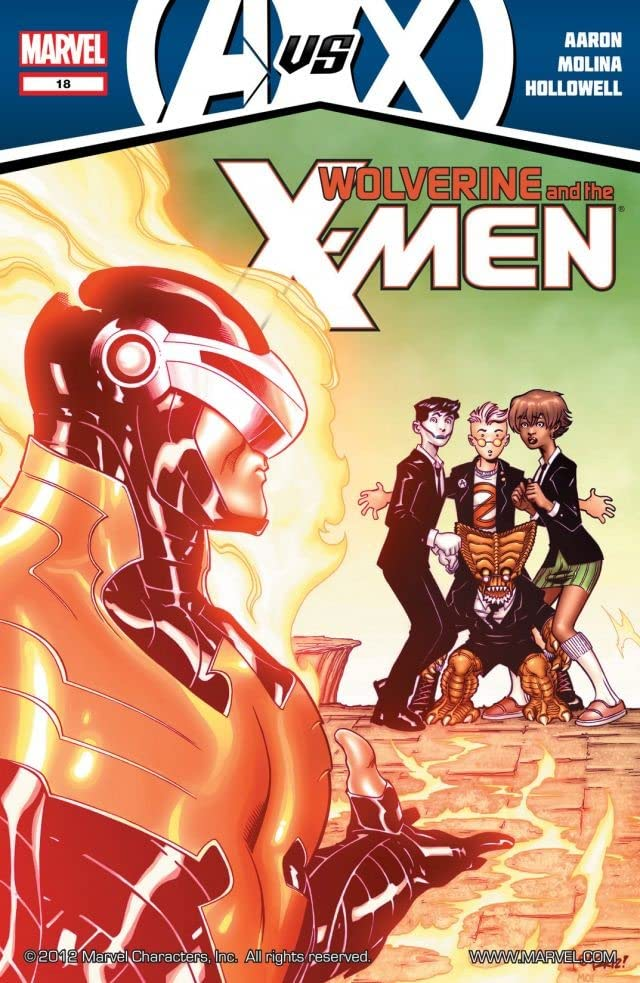 Wolverine and the X-Men #18