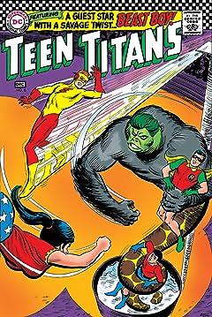 Teen Titans (1966-1978) #6