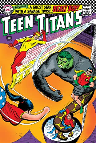 Teen Titans (1966-1978) No.6
