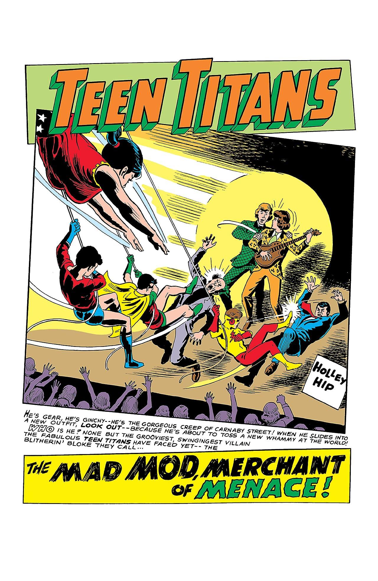 Teen Titans (1966-1978) #7