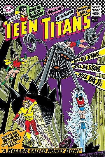 Teen Titans (1966-1978) #8