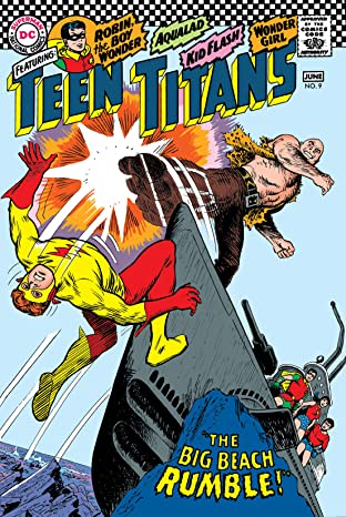 Teen Titans (1966-1978) No.9