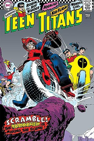 Teen Titans (1966-1978) #10
