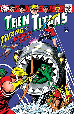 Teen Titans (1966-1978) No.11