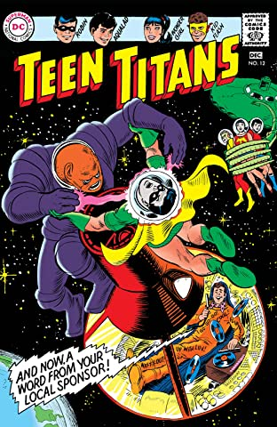 Teen Titans (1966-1978) No.12