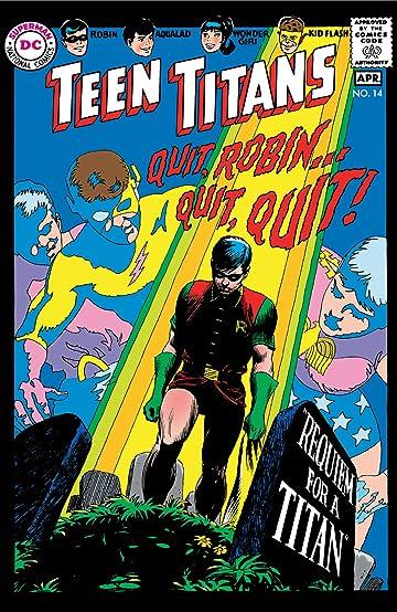 Teen Titans (1966-1978) #14
