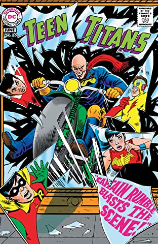 Teen Titans (1966-1978) No.15