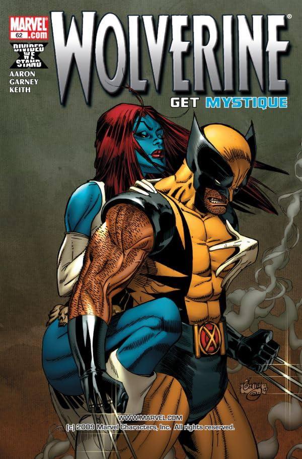 Wolverine (2003-2009) #62