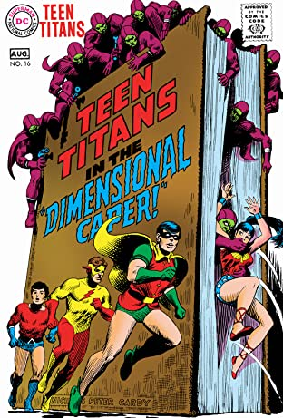 Teen Titans (1966-1978) No.16
