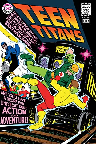 Teen Titans (1966-1978) No.18