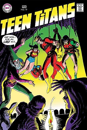 Teen Titans (1966-1978) #19