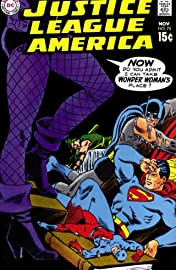 Justice League of America (1960-1987) #75