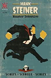 Hank Steiner: Monster Detective #1