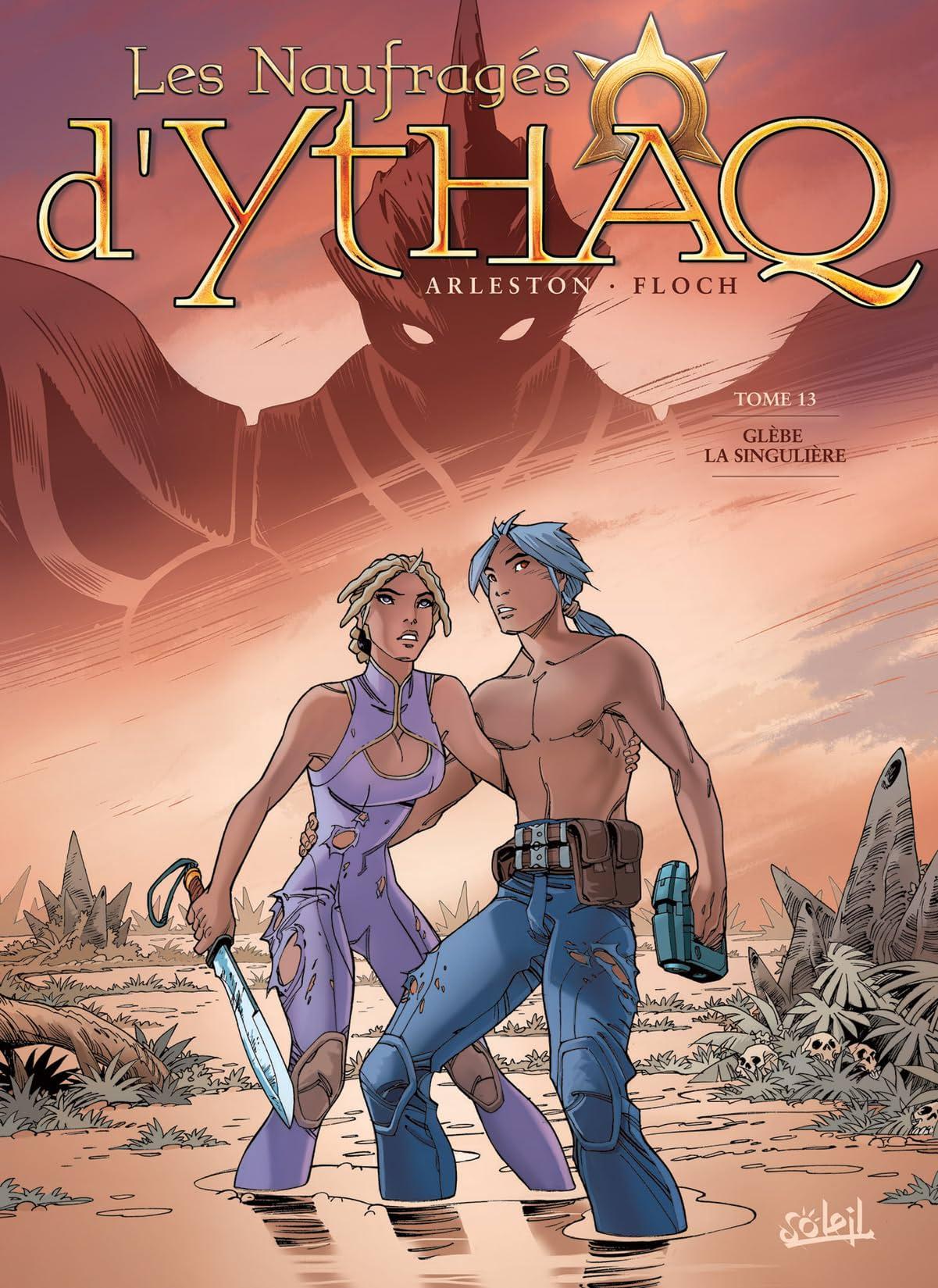 Les Naufragés d'Ythaq Vol. 13: Clèbe la Singulière