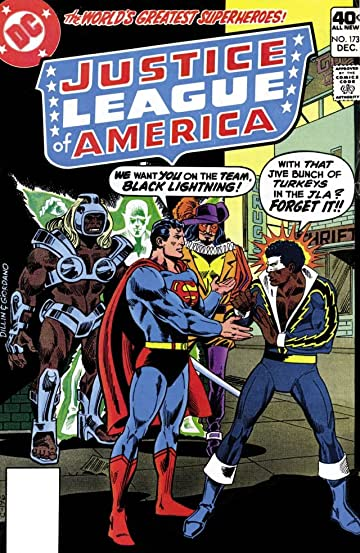 Justice League of America (1960-1987) #173