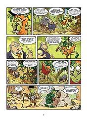Goblin's Vol. 9: Sable chaud et légionnaires