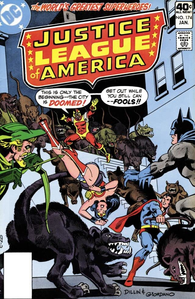 Justice League of America (1960-1987) #174