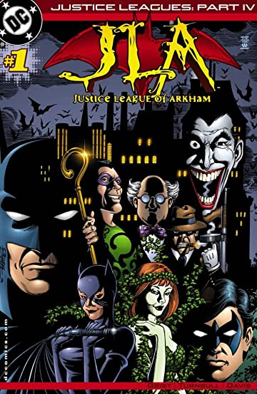 Justice Leagues (2001) #1: Justice League of Arkham