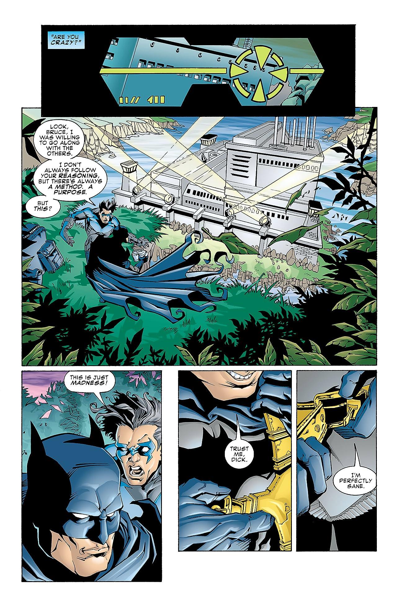 Justice Leagues (2001) #1: Justice League of Arkham