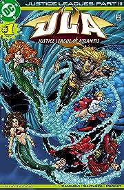 Justice Leagues (2001) #1: Justice League of Atlantis