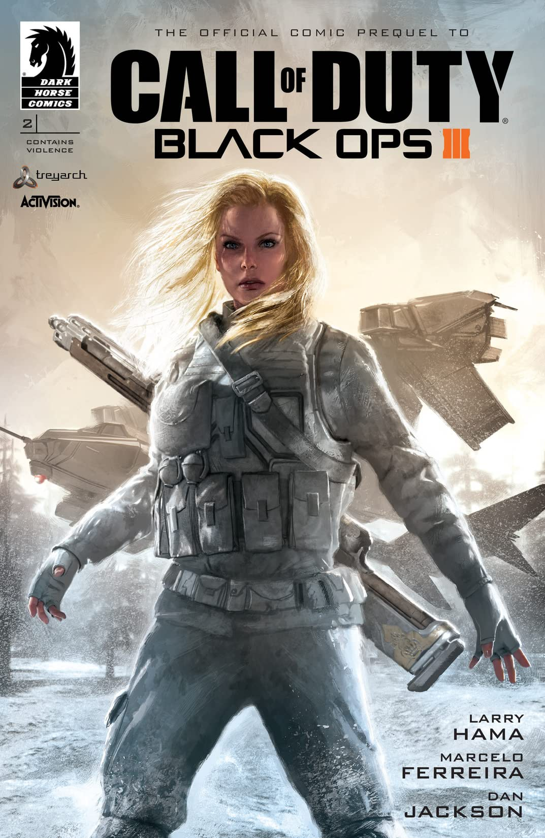 Call of Duty: Black Ops III No.2