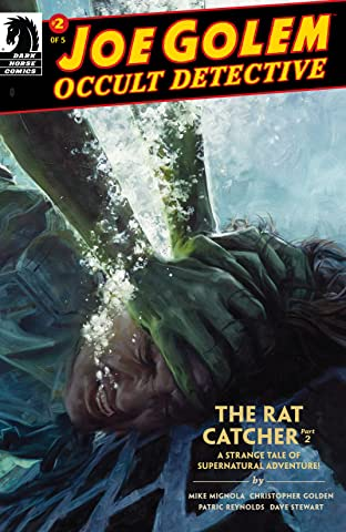 Joe Golem: Occult Detective #2