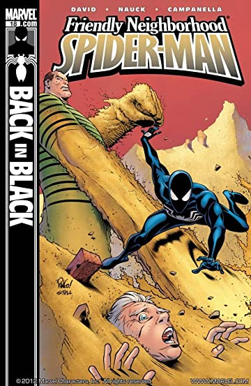 Friendly Neighborhood Spider-Man (2005-2007) #18
