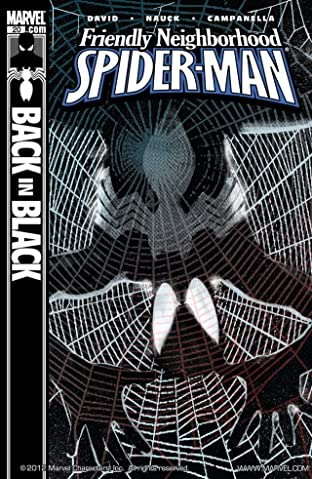 Friendly Neighborhood Spider-Man (2005-2007) #20