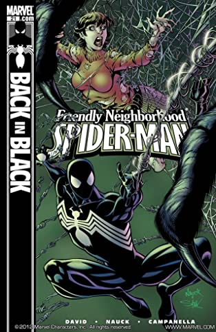 Friendly Neighborhood Spider-Man (2005-2007) #21
