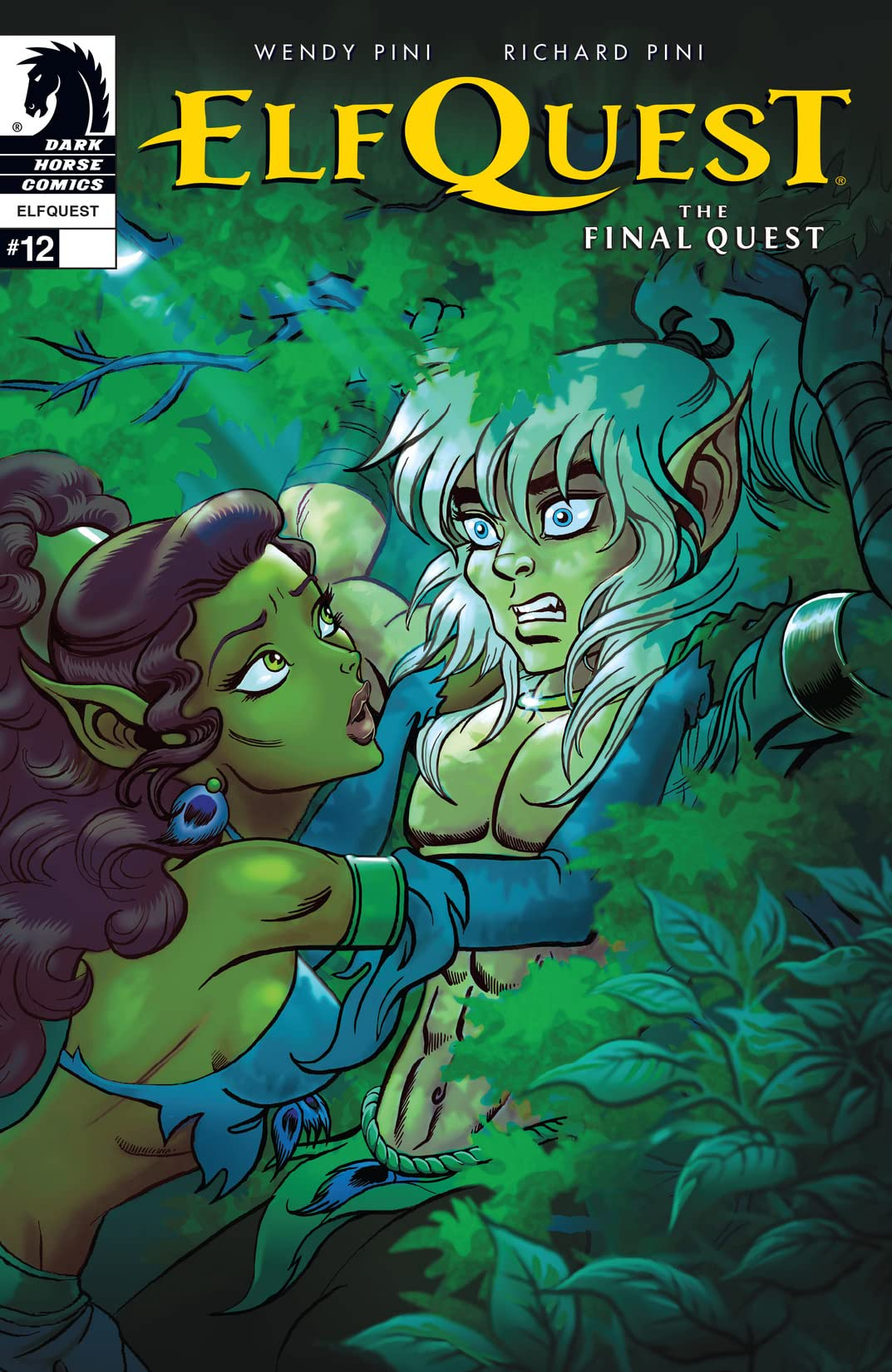 Elfquest: The Final Quest No.12