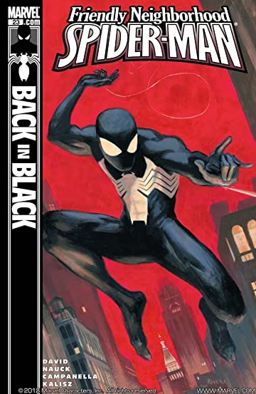 Friendly Neighborhood Spider-Man (2005-2007) #23