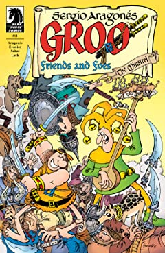 Groo: Friends and Foes No.11
