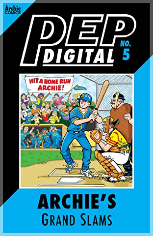 PEP Digital No.5: Archie's Grand Slams