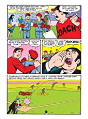 PEP Digital #5: Archie's Grand Slams