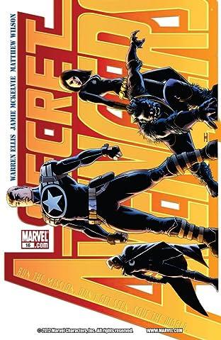 Secret Avengers (2010-2012) No.16