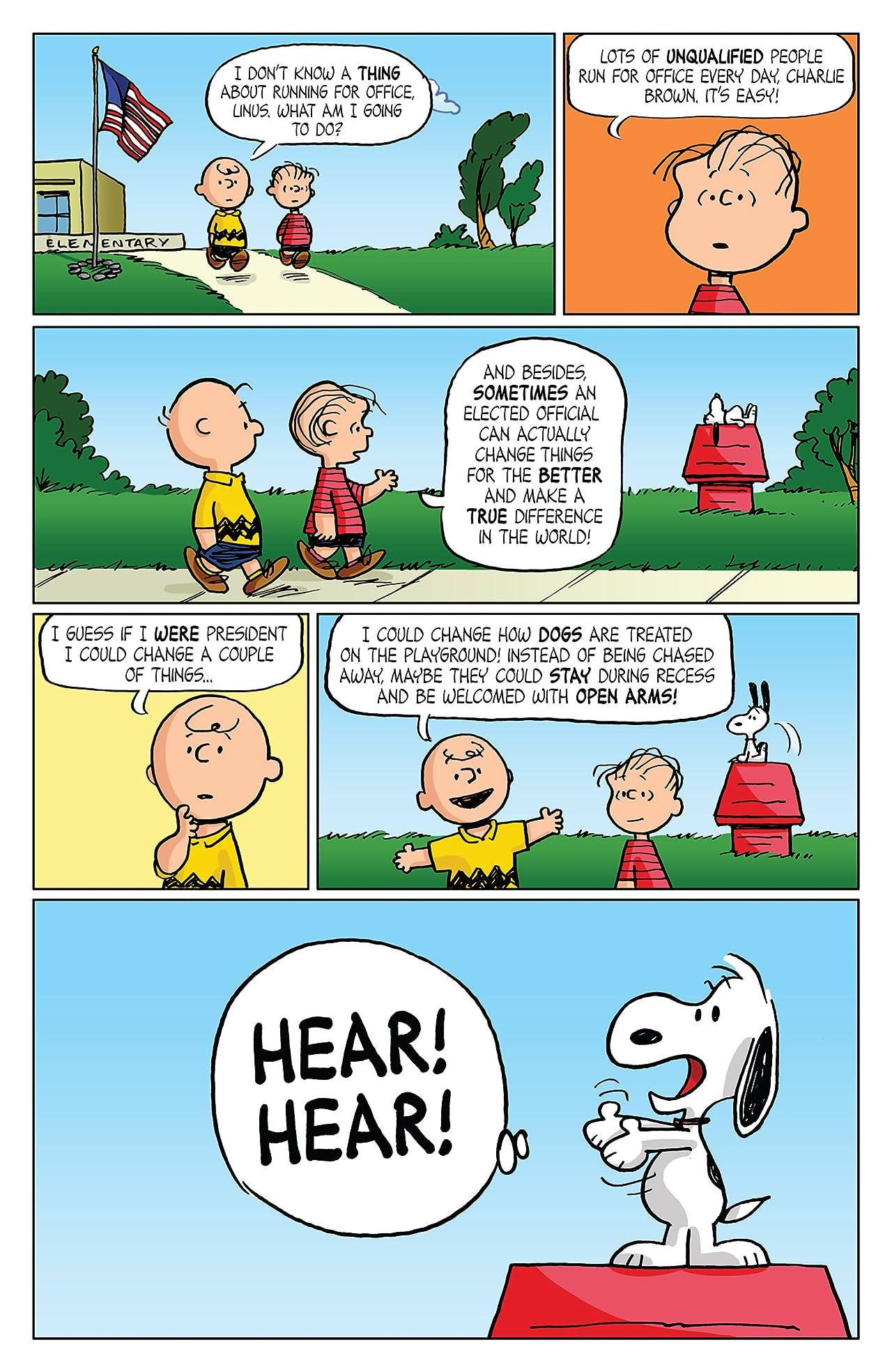 Peanuts Vol. 2 #3