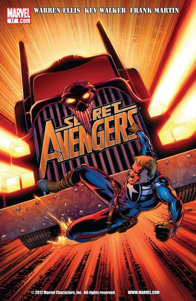 Secret Avengers (2010-2012) #17