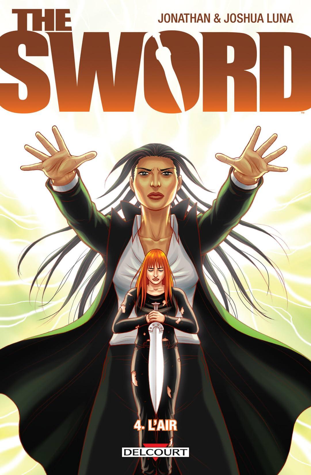 The Sword Vol. 4: L'Air