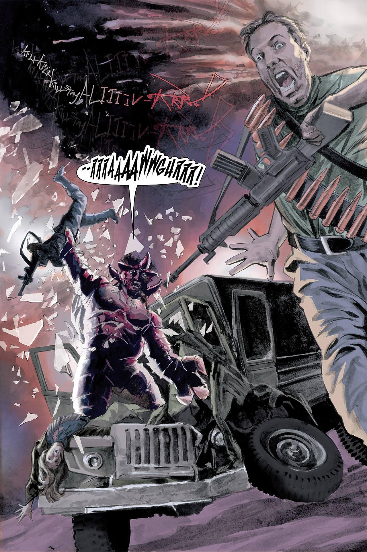 Behemoth #4