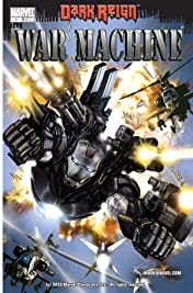 War Machine (2008-2010) #1