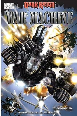 War Machine (2008-2010) #1