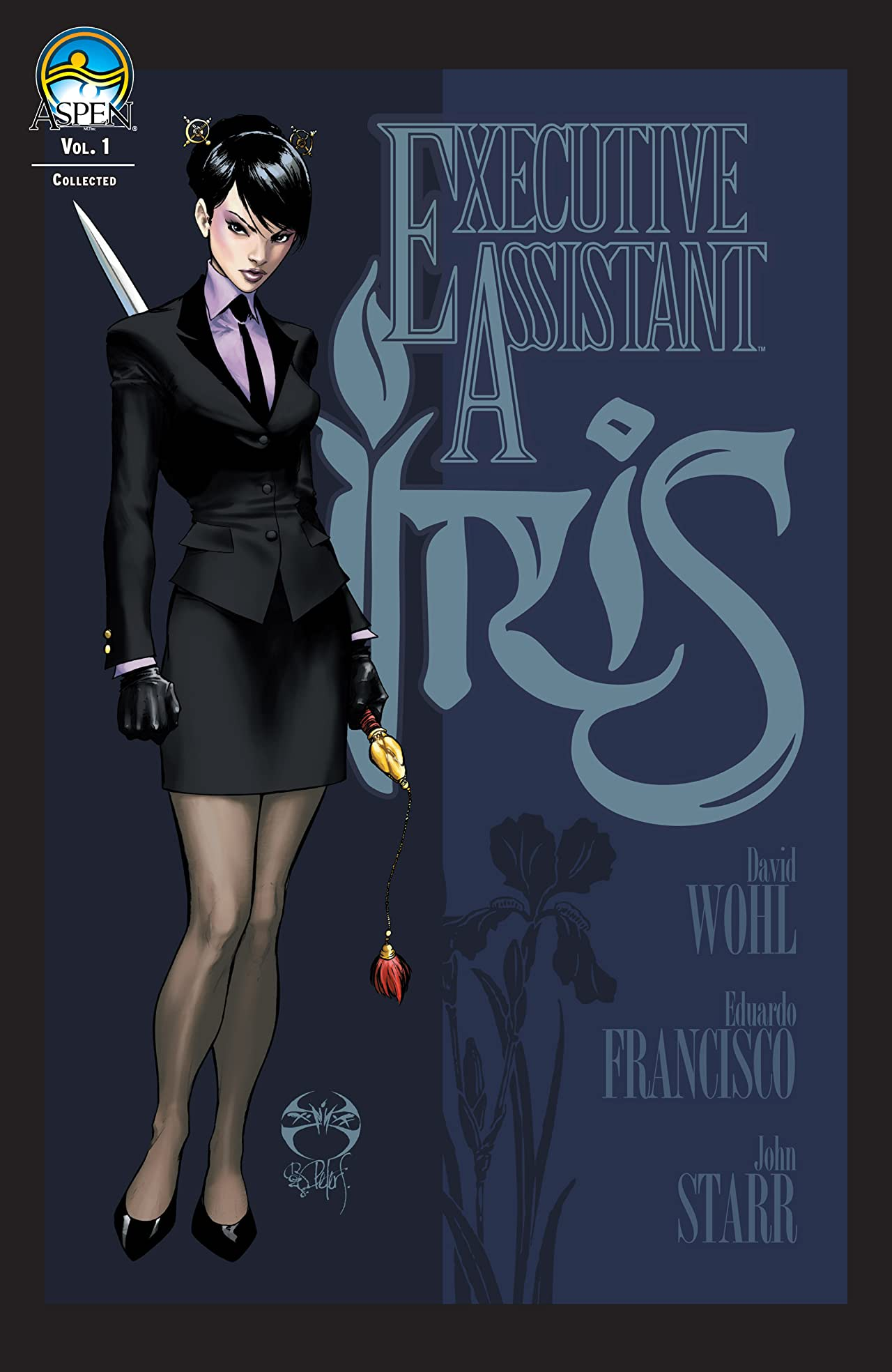 Executive Assistant: Iris Tome 1