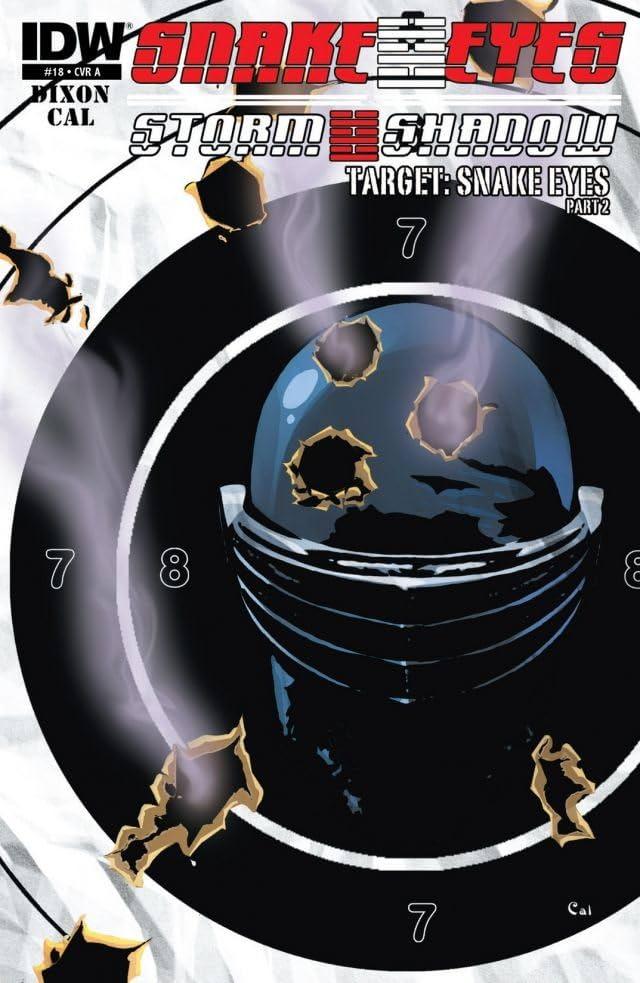 G.I. Joe: Snake Eyes (2011-2013) #18