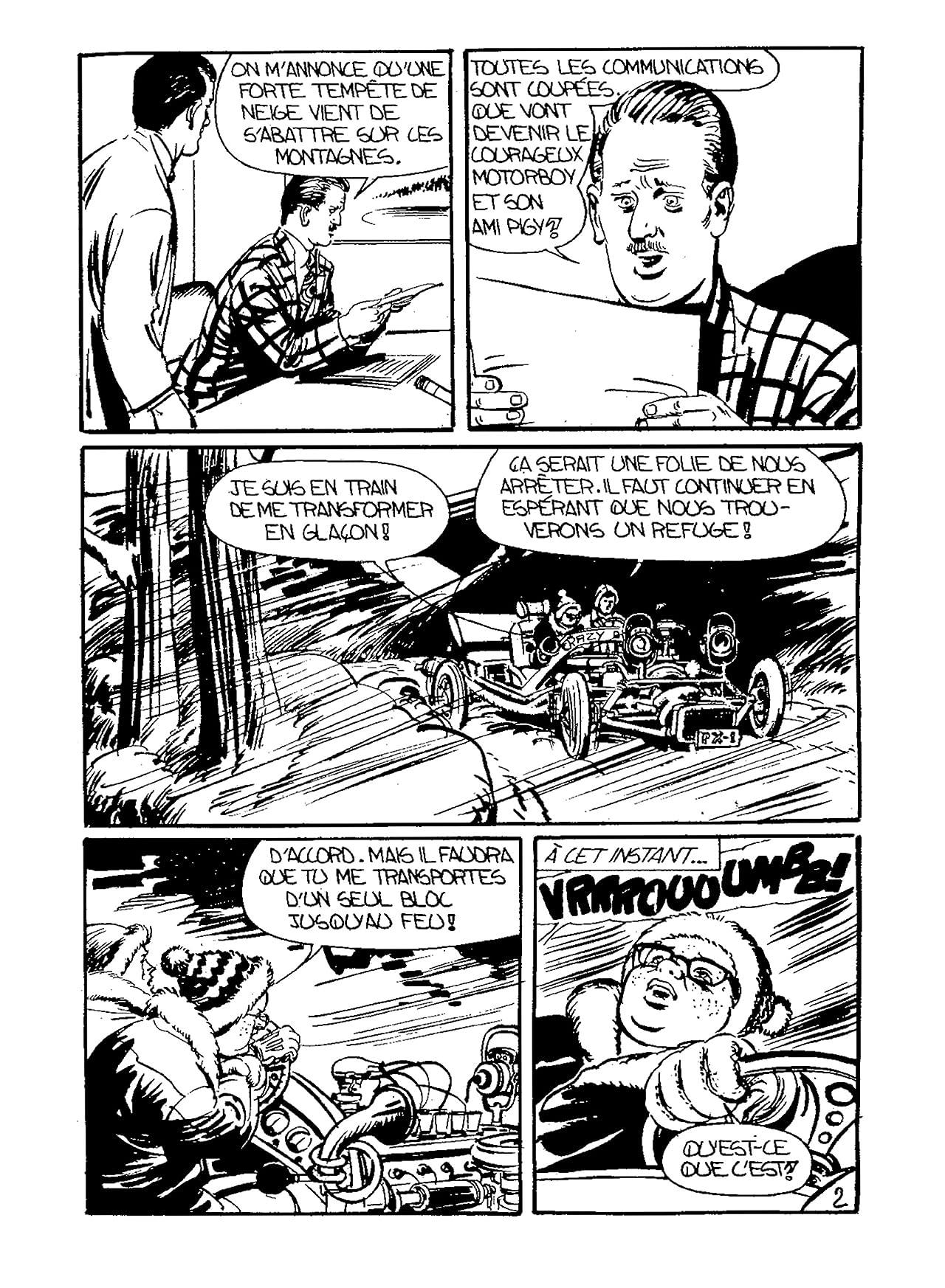 Motorboy #2: Les Chacals