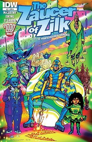 Zaucer of Zilk #1 (of 2)