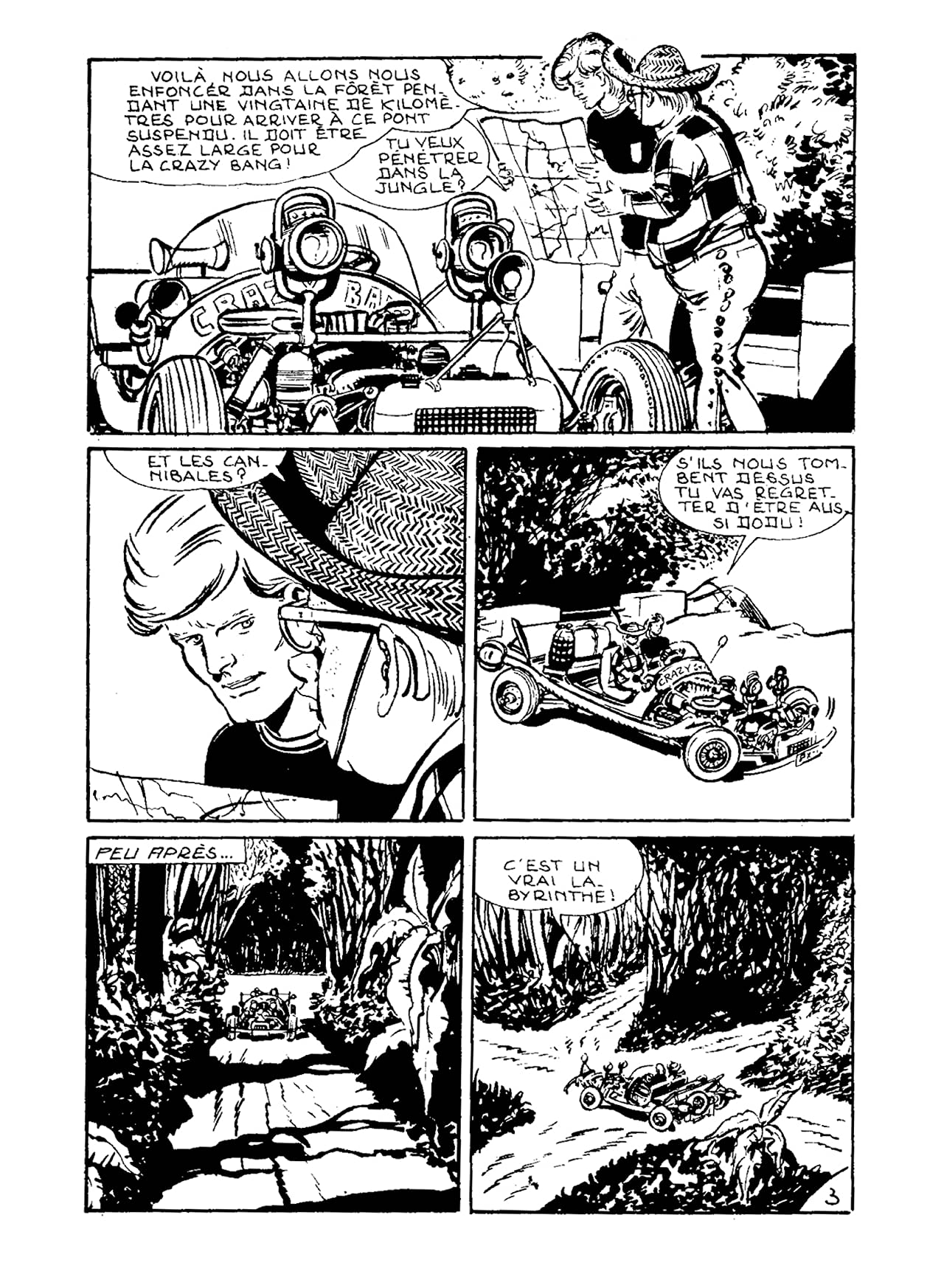 Motorboy #6: Dans la Jungle
